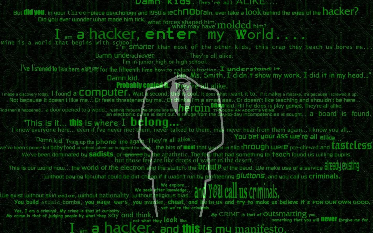 describing a hacker and the different ways of hacking There are various ways through which a hacker can impersonate other users phishing techniques can be divided into different types of hacking attack and their.