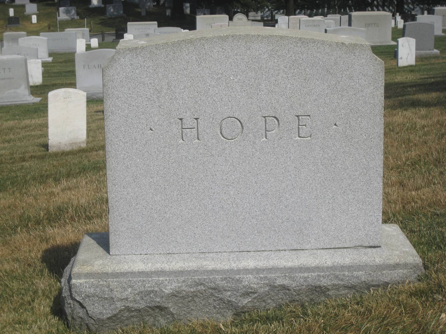 [Image: arlington-tombstone-hope.jpg]