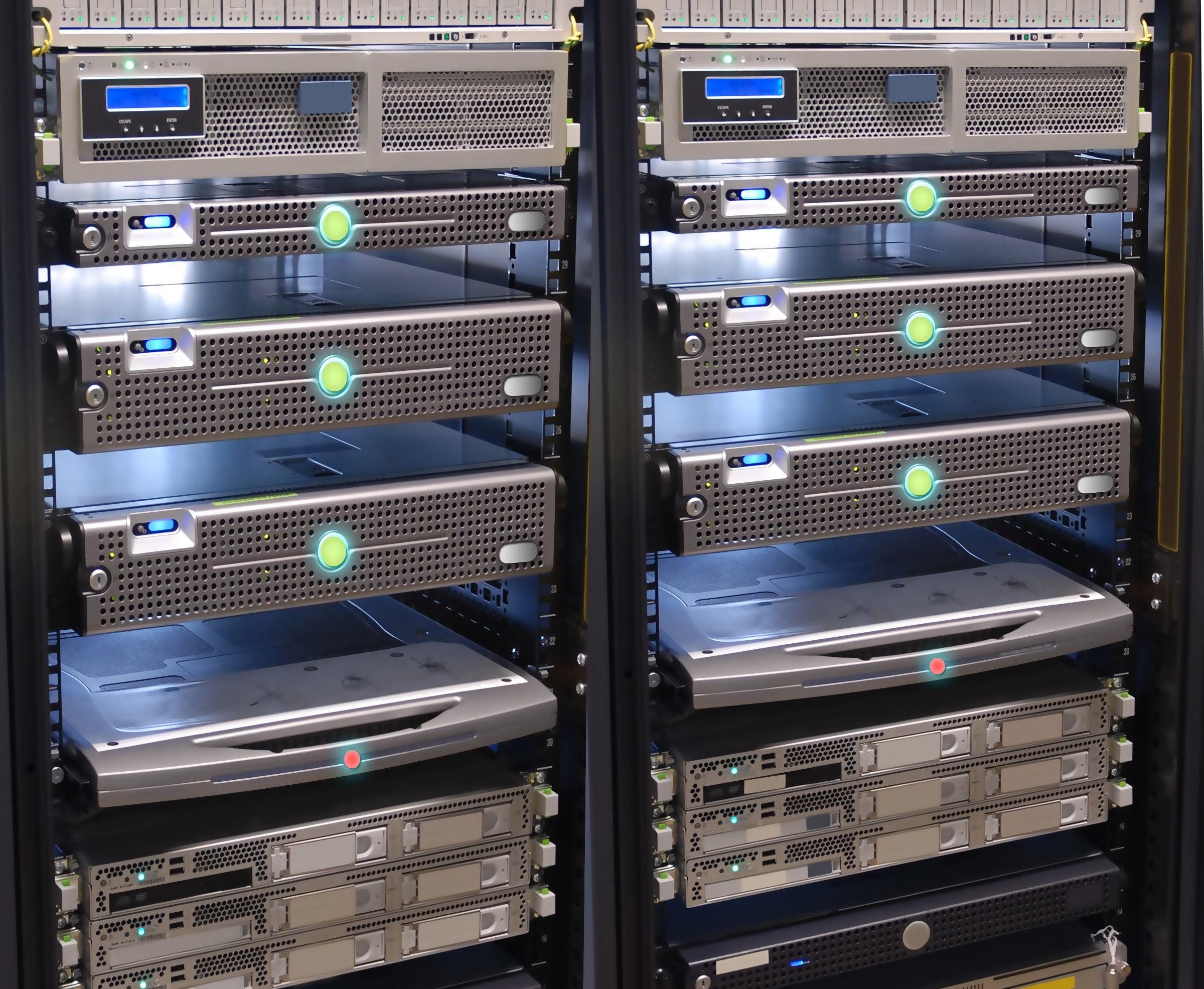 Dedicated server or cloud r
