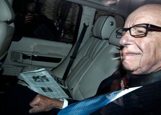 Murdochs, News Corp Face Big Week Of Investigations