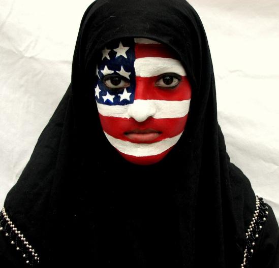 Americans hate Muslims