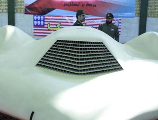 Iran unveils 'indigenous' drone with 2,000km range