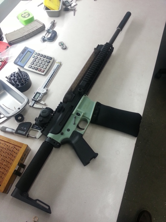 Using 3-D Printers To Make Gun Parts Raises Alarms