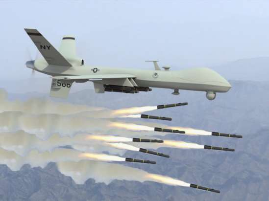 The NYU Student Tweeting Every Reported US Drone Strike Has Revealed A Disturbing Trend