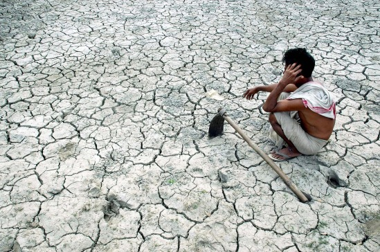 over 1,500 farmers in the Indian state of Chattisgarh committed suicide. The motive has been blamed on farmers being crippled by overwhelming debt in the face of crop failure.