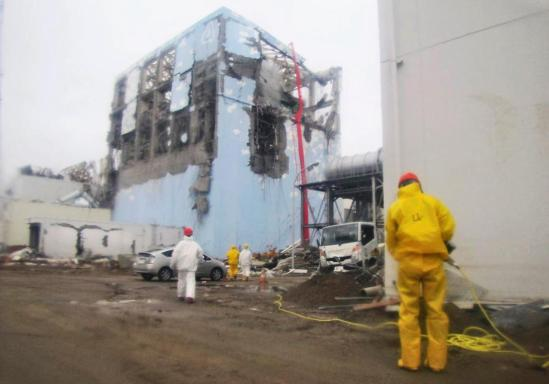 Japan to Start Building Giant Ice Wall at Fukushima