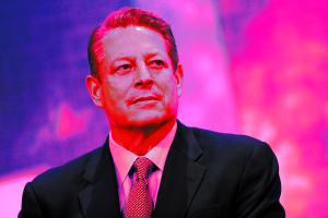 Al Gore Becomes First 'Carbon Billionaire'