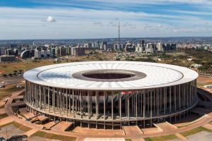Brazil's $900 million World Cup stadium