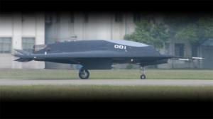 China drone war